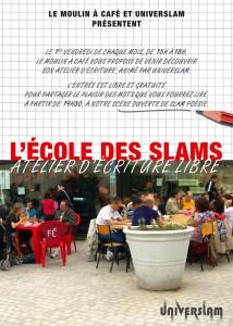 l'école des slams