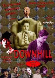 Affiche Downhill